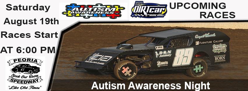 Autism Awareness Night This Saturday post thumbnail image