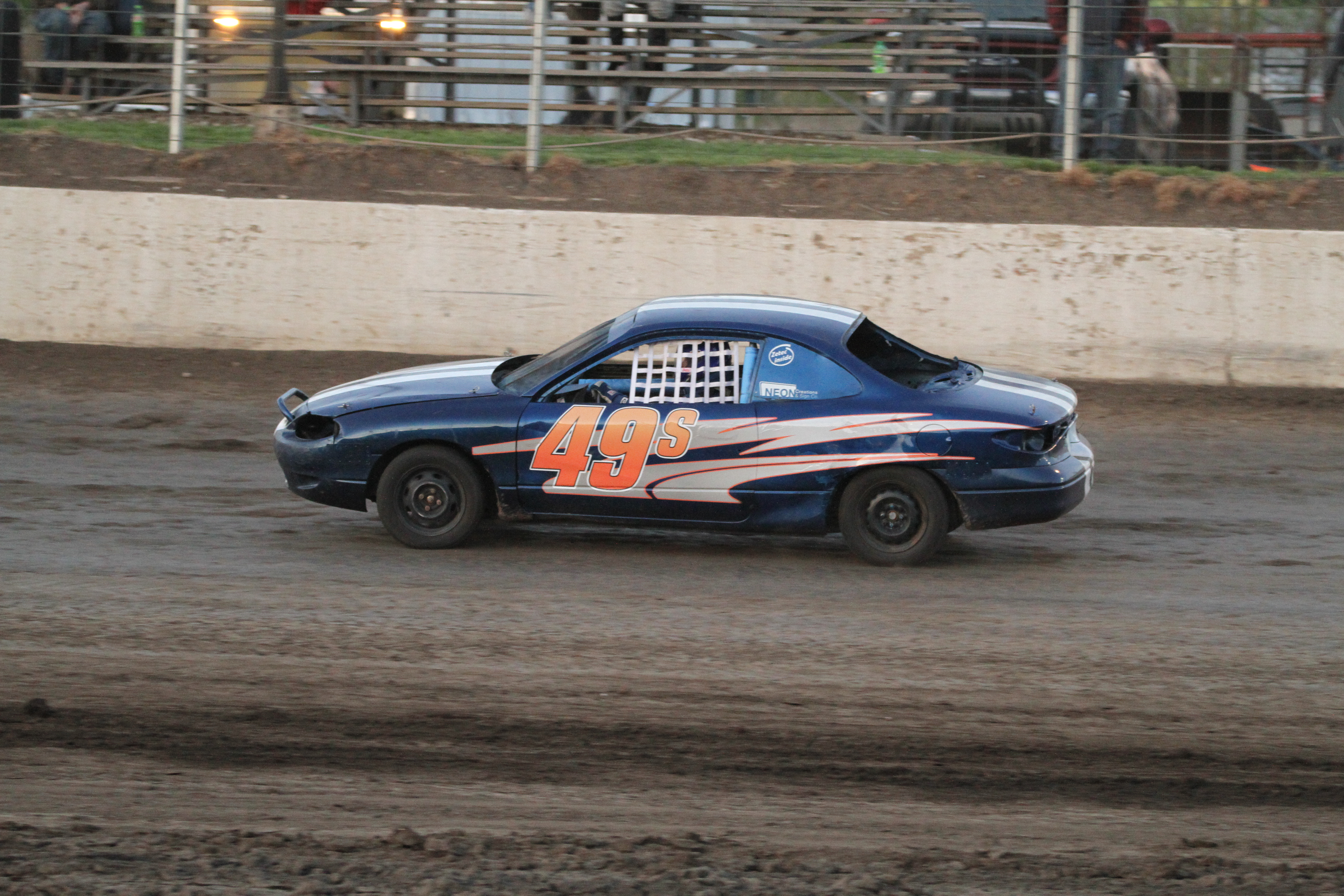 August 12th Bartonville Express Lube Hornet Frenzy 50 $500.00 to win Hornets post thumbnail image